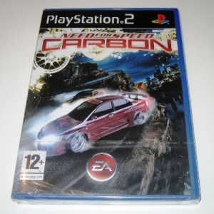 PS2: Need for Speed Carbon (käytetty)