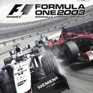 PS2: Formula One 2003 (käytetty)