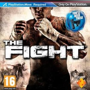 PS3: The Fight (Move) (käytetty)