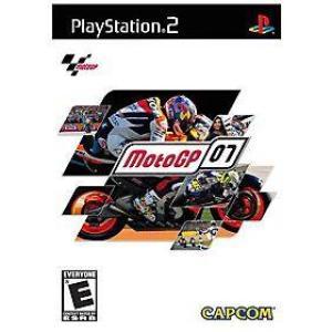 PS2: Moto GP 07 (käytetty)
