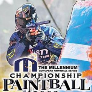 PS2: Championship Paintball 2009 (käytetty)
