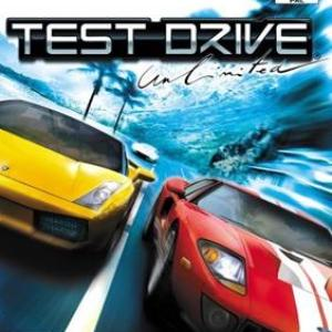 PS2: Test Drive Unlimited (käytetty)