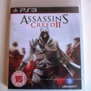 PS3: Assassins Creed II (käytetty)