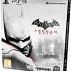 PS3: Batman: Arkham City - Steelbook Edition (käytetty)