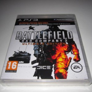PS3: Battlefield: Bad Company 2 - Ultimate Edition (käytetty)