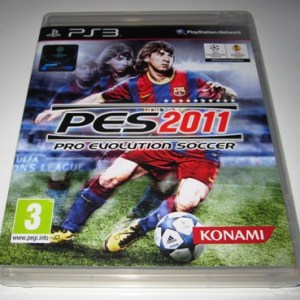 PS3: Pro Evolution Soccer 2011 (käytetty)