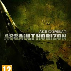 PS3: Ace Combat Assault Horizon (käytetty)