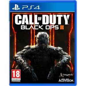 PS4: Call of Duty: Black Ops 3 (käytetty)
