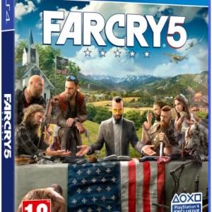 PS4: Far Cry 5 (käytetty)