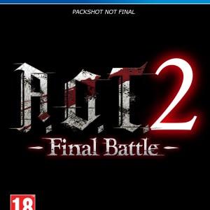 PS4: Attack on Titan 2: Final Battle (A.O.T.2 Final Battle)
