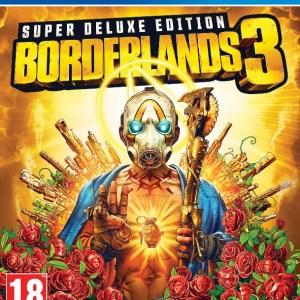 PS4: Borderlands 3 Super Deluxe Edition