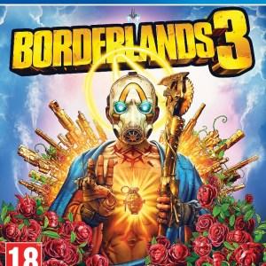 PS4: Borderlands 3 - Mask of Mayhem