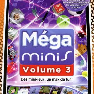 PSP: Mega minis Volume 3 (PSP Essentials)