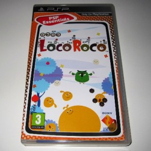 PSP: LocoRoco (Platinum) (käytetty)