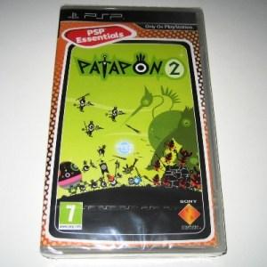 PSP: PataPon 2 (käytetty)