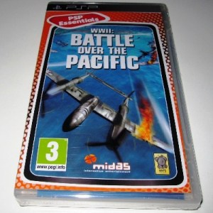 PSP: WWII: Battle Over the Pacific (PSP Essentials)