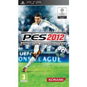 PSP: Pro Evolution Soccer 2012