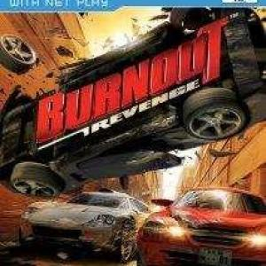 PS2: Burnout 4: Revenge (käytetty)