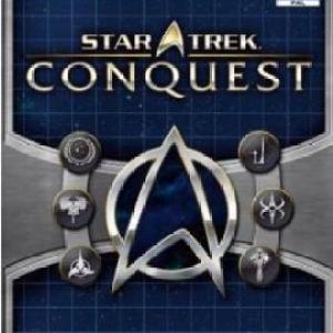 PS2: Star Trek Conquest (käytetty)