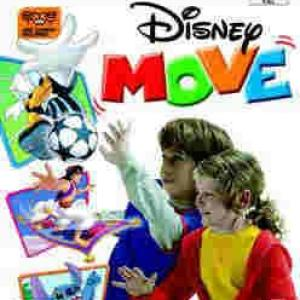 PS2: Disney Move (käytetty)