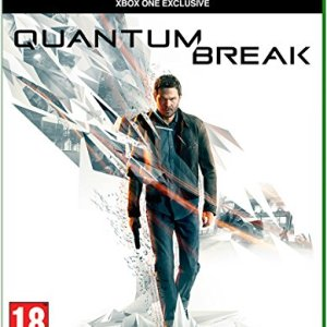 Xbox One: Quantum Break (käytetty)