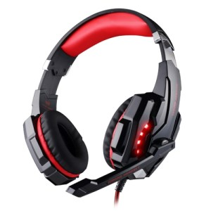 PC: KOTION EACH G9000 3.5mm Game Gaming Headphone Headset (Red / Black)