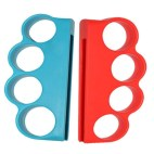Switch: Aerobic Boxing Fitness Boxing Hand Ring Grip Left and Right Handle Grip for Nintendo Switch