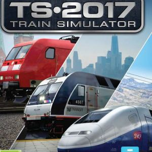 Train Simulator 2017 (latauskoodi)