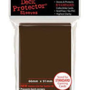 Ultra Pro Deck Protector Brown (50)