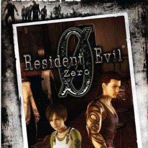 GameCube: Resident Evil Zero (käytetty)