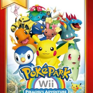 Wii: Nintendo Selects : PokePark - Pikachus Adventure