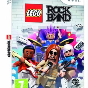 Wii: LEGO Rock Band