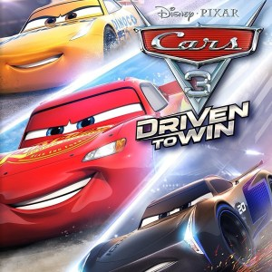 Wii U: Cars 3: Driven To Win (käytetty)