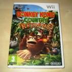 Wii: Donkey Kong Country Returns (käytetty)
