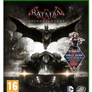 Xbox One: Batman Arkham Knight (käytetty)