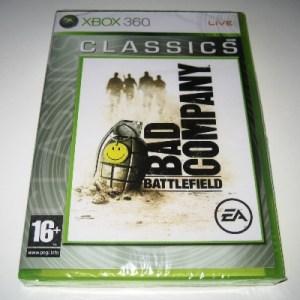 Xbox 360: Battlefield: Bad Company (käytetty)