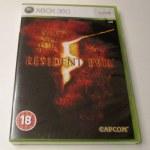 Xbox 360: Resident Evil 5 (käytetty)