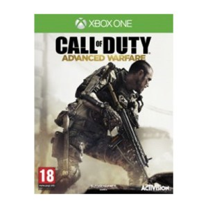Xbox One: Call of Duty: Advanced Warfare (käytetty)