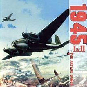 PS2: 1945 I & II The Arcade Games (käytetty)