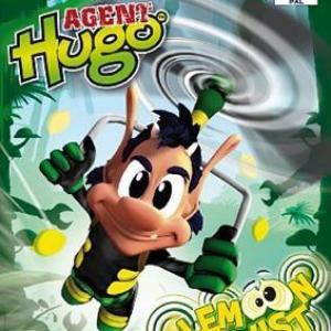 PS2: Agent Hugo Lemoon Twist (käytetty)