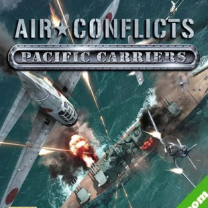Xbox 360: Air Conflicts Pacific Carriers (käytetty)