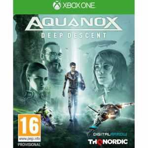 Xbox One: Aquanox Deep Descent