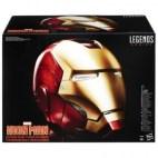 Marvel Legends Gear Iron Man Helm