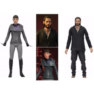 Blade Runner 2049 Series 2 - Wallace & Luv Action Figures 18cm Assortment (8)