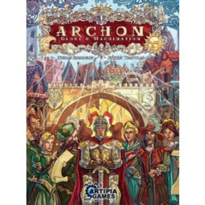 Archon: Glory and Machination - EN/FR/D