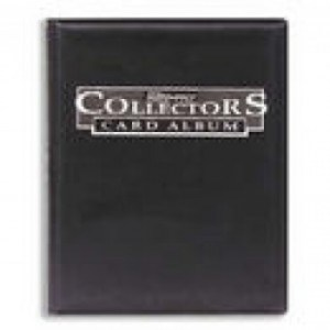 UP - Collectors 9-Pocket Portfolio - Black