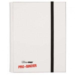 UP - Pro-Binder - 9-Pocket Portfolio - White