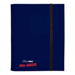 UP - Pro-Binder - 9-Pocket Portfolio - Dark Blue