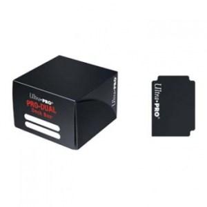 UP - Deck Box - Pro Dual - Black