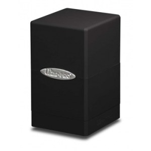 UP - Deck Box - Satin Tower - Black